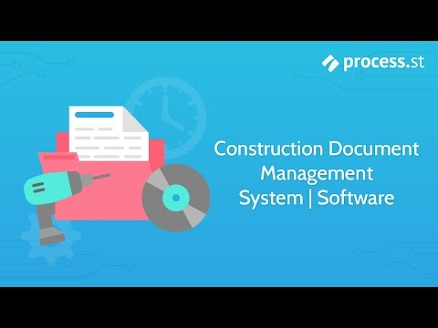 Construction Document Management System | Software