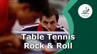 Table Tennis Rock & Roll