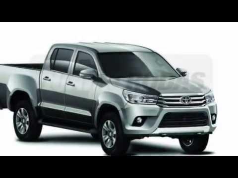 โตโยต้า วีโก้ 2015-2016 Toyota Vigo 2015-2016