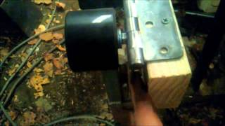 "$30 (2"" X 72"") Belt Grinder Home Made, No Special Tools Required."