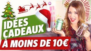 [NOËL] 10 CADEAUX À MOINS DE 10€