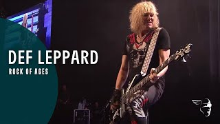 Def Leppard -Rock Of Ages (And There Will Be A Next Time)