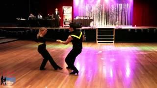 Nuroc - Best of the Best 2013 - Classic Routine - Jordan Frisbee & Tatiana Mollmann