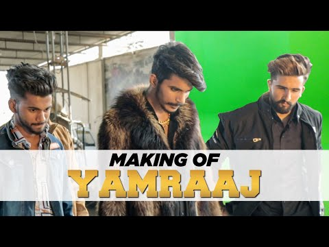 gulzaar-chhaniwala---making-of-yamraaj- -official-video- -new-haryanavi-song-2019