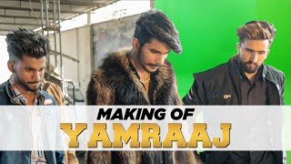 Gulzaar Chhaniwala - Making of Yamraaj | Official Video | New Haryanavi Song 2019