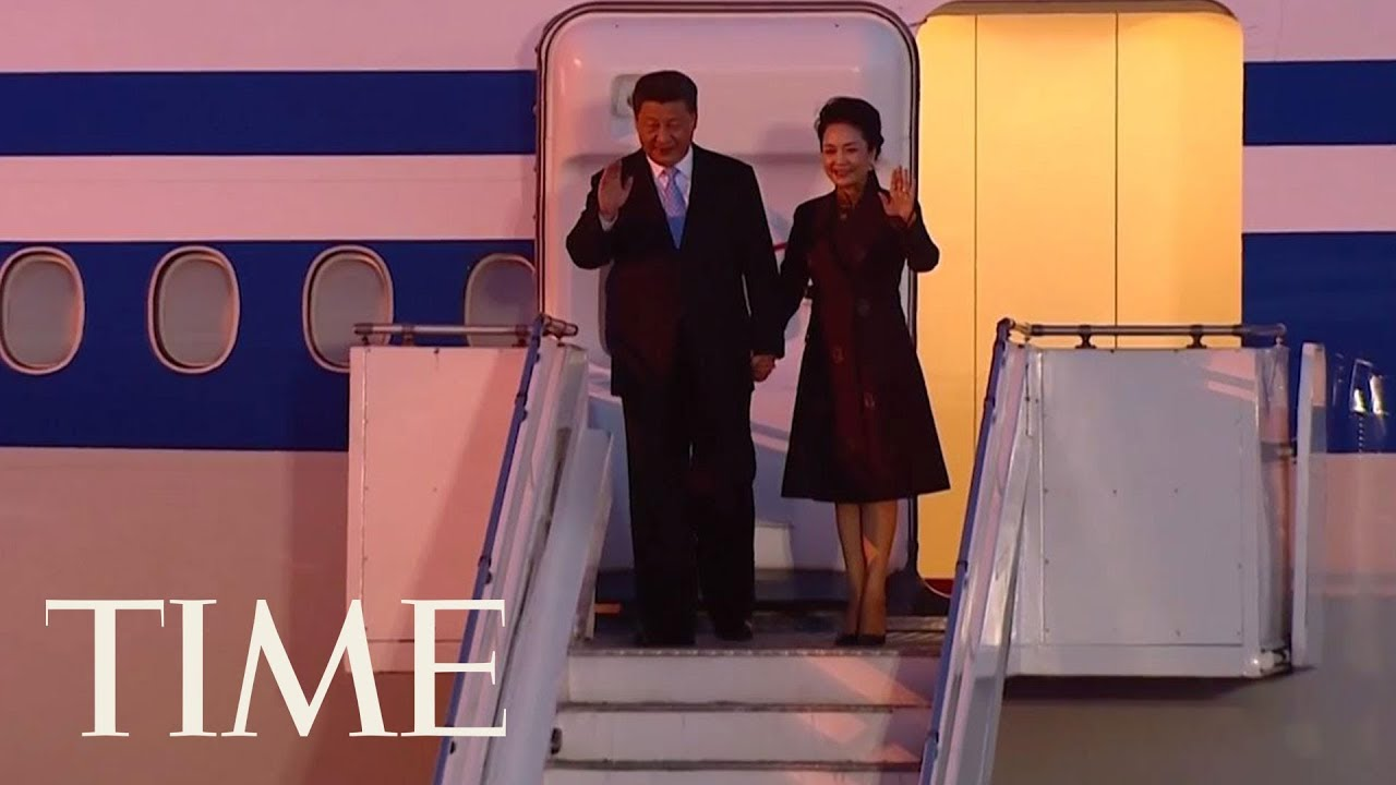 Chinese President Xi Jinping Arrives In Argentina For G20 Summit | TIME