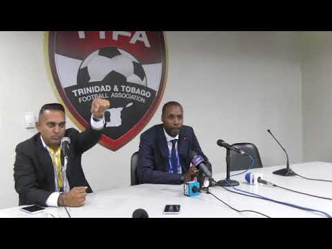 Post-Match Press Conference with Dennis Lawrence - T&T vs Honduras