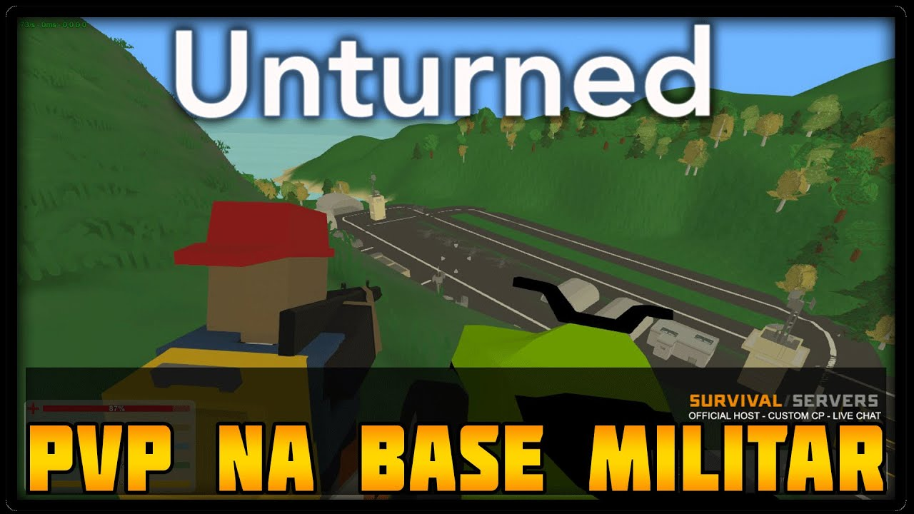 How to chat in unturned - Invadindo A Base E Novos Kits Unturned 4 Pt Br
