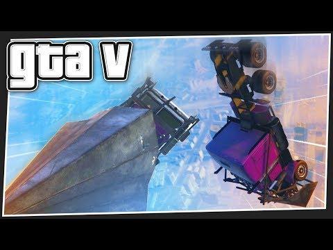 RAINING TRUCKS | GTA 5 Online