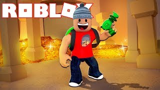 ENCONTREI A NOVA ARMA DO BILU - MadCity Roblox