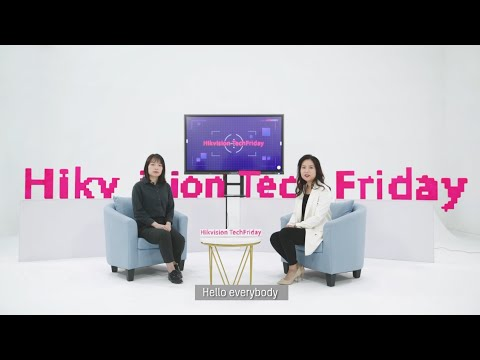 Hikvision #TechFriday-AI Application for Retail