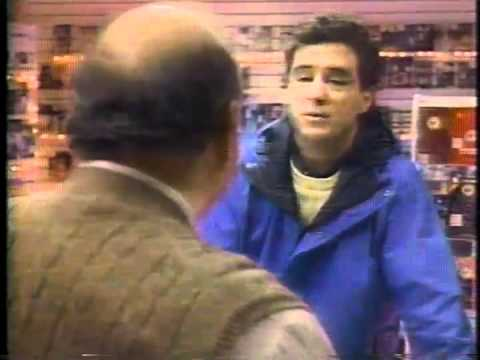 1980s Sports Illustrated TV Commercial featuring John Slattery