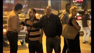 خلاصة الكلام تقرير كوميدي لــ احمد رأفت يتحرش بصديقته ليعرف رد فعل المصريين برؤية التحرش فى الشارع
