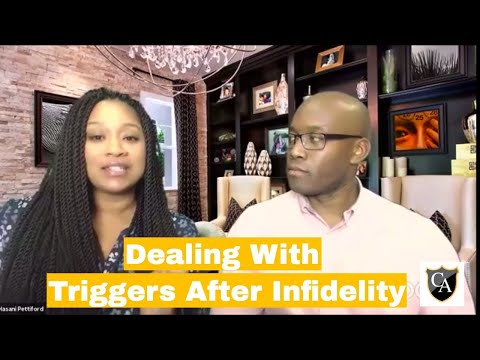 Dealing With Triggers After Infidelity | Couples Academy