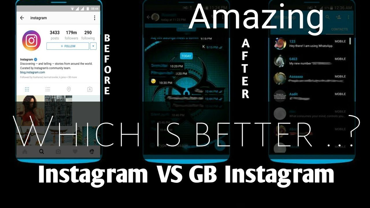 gb instagram apk for pc