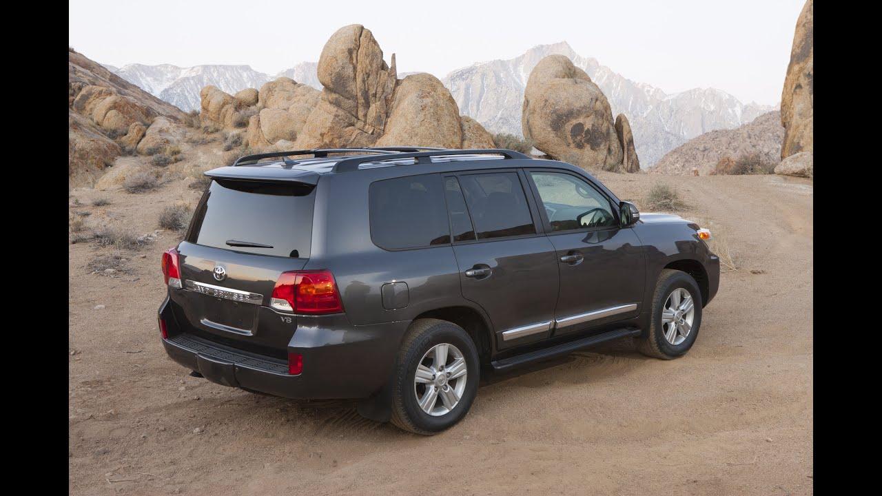 Kekurangan Toyota Land Cruiser 2013 Spesifikasi
