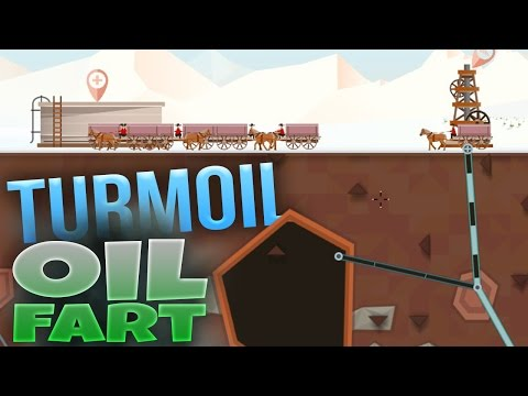 Turmoil Gameplay - Oil Rig Farts & Arctic Oil! - Let's Play Turmoil Part 15