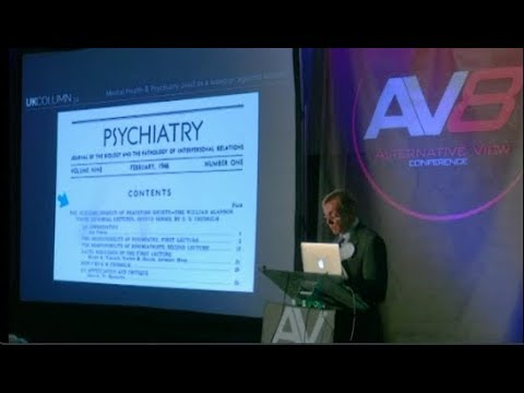 AV8 - Breaking Free ... from the Cult of Transformational NuSpeak - Brian Gerrish
