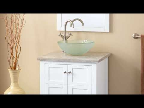 Bathroom Vanity with Vessel Sink India Ideas