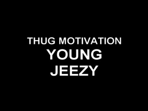"""Young Jeezy """"Thug Motivation"""" Unauthorized Biography"""