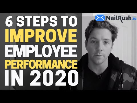 How to Improve Employee Performance in 2020?