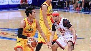 STAR VS. GINEBRA - Q4 | Philippine Cup 2015-2016