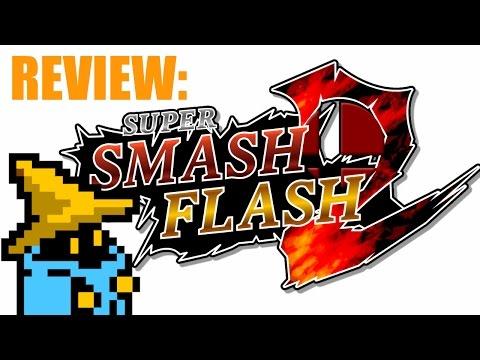 A Review Of Super Smash Flash 2