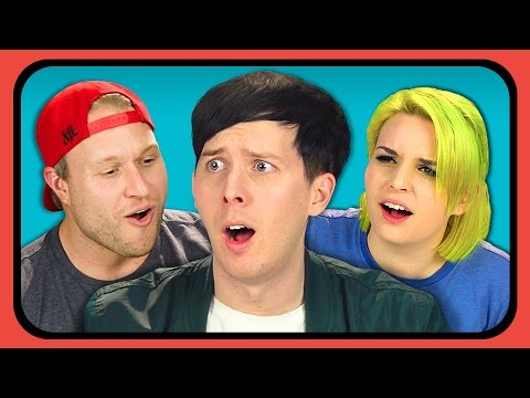 Thumbnail: YouTubers React to Japanese Donald Trump Commercial