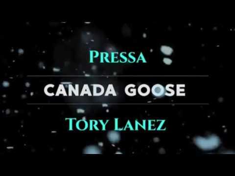 canada goose presse