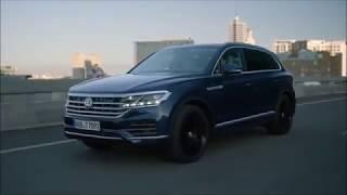 Новий Volkswagen Touareg - нове покоління позашляховика