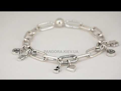 Pandora 💎 «Браслет-Цепочка Pandora Me» 😱| Pandora.kiev.ua