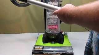 Eureka SuctionSeal 2.0 PET Bagless Upright Vacuum AS3104A