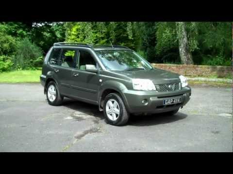 Nissan X Trail 2 5 DCi Sport 2004 04 WWW GAP4X4  CO UK 2