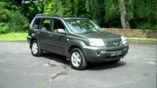 Nissan X Trail 2 5 DCi Sport 2004 04 WWW GAP4X4  CO UK 2