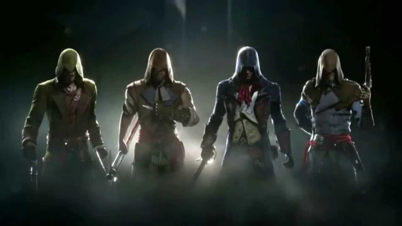Assassins Creed Unity Live Wallpaper Dreamscene 1080p Youtube