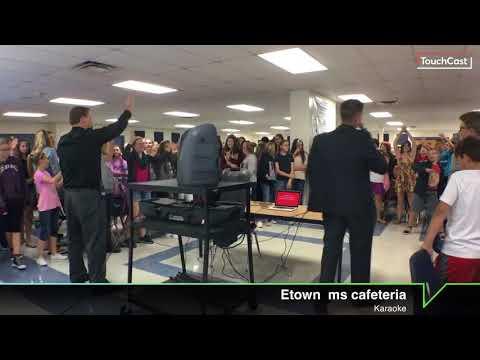 E-Town Middle School Karaoke