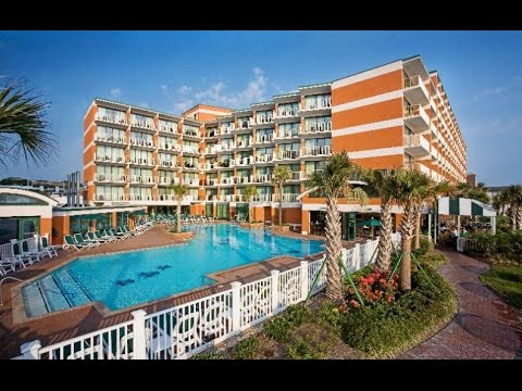 Holiday Inn Suites North Beach Hotel Virginia Hotels