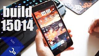 Windows 10 Mobile - Creators Update build 15014, Lazy Microsoft