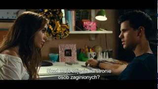 Porwanie (Abduction) - oficjalny polski zwiastun (wyst. Taylor Lautner)