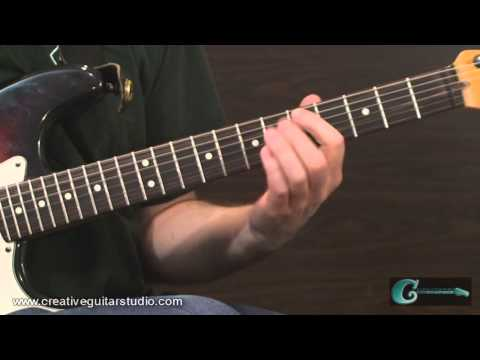 GUITAR THEORY: Modes of the Minor Pentatonic