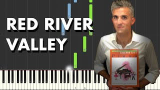 Alfred's Basic Piano Library Level 2 Lesson Book: Red River Valley Synthesia Tutorial