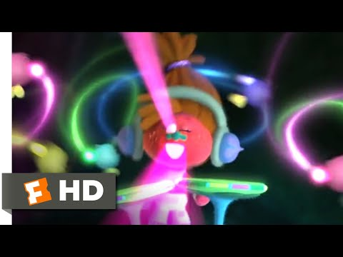 Trolls (2016) - The Light Festival Scene (4/10) | Movieclips