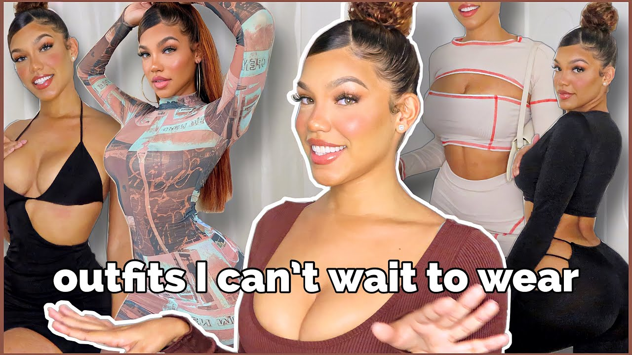 Outfits For When Quarantine Is Over - Fashion Nova (Try on Haul)