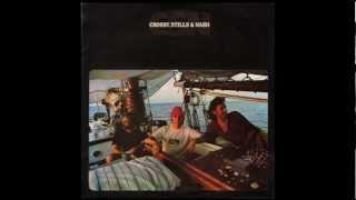 """CSN"" is a Crosby, Stills & Nash album released in 1977, the third ..."