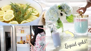 My Secrets For An Amazing Smelling Home! MissLizHeart