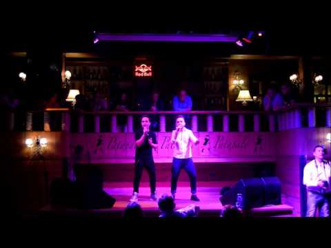 UNÍSONO   EL FAVOR DE LA SOLEDAD cover en directo   sala PATAPALO Móstoles 2015