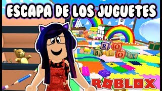 Escapa del Cuarto de Juguetes | Escape From Chidren's Toy Room | Kori