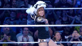 Kairi Sane is ready to drop Diving Elbows to your heart's delight thumbnail