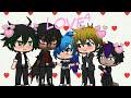 Original Series  Love by the Power of 4   Gacha Life    MiniMovie part 1