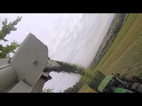 Whole Crop Harvesting  AHDB,      UAV DRONE